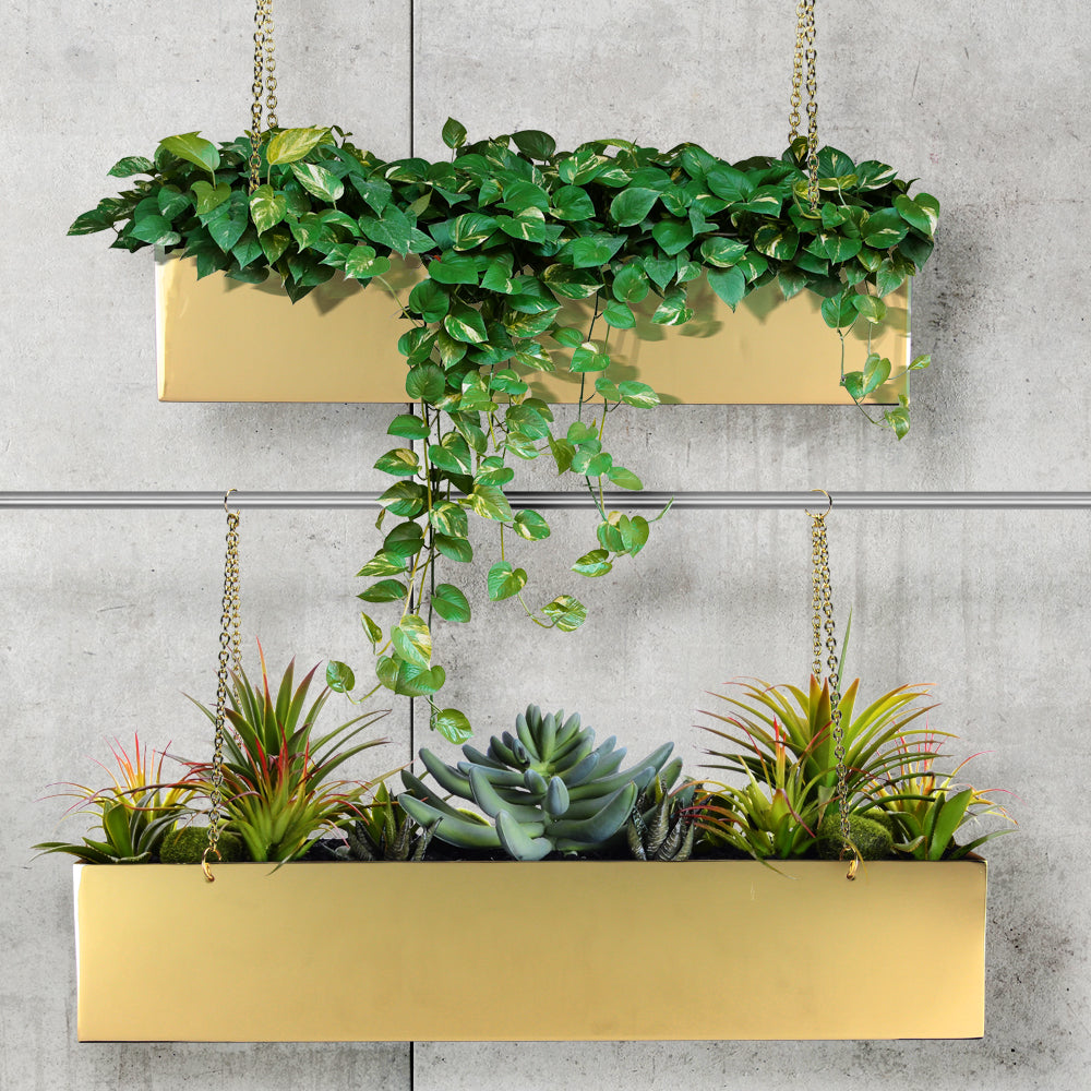 Hanging Rectangle Planter
