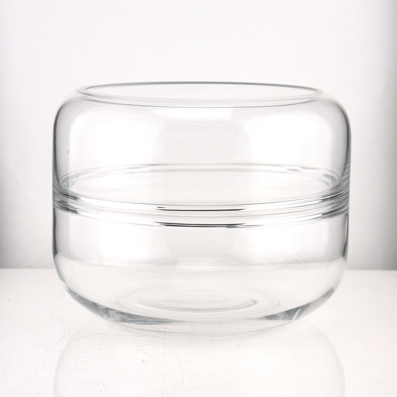 Ring Glass Vase