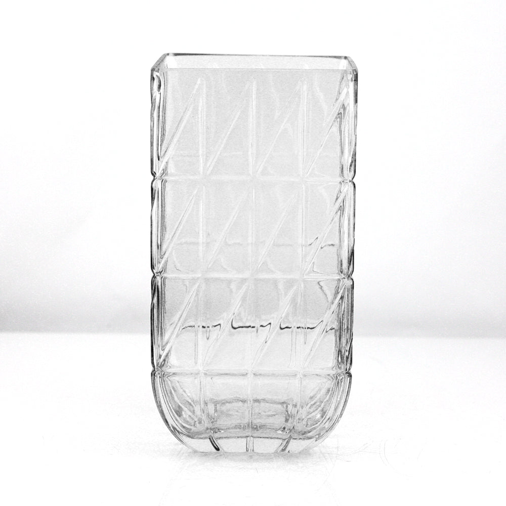 Geometric Rectangle Vase