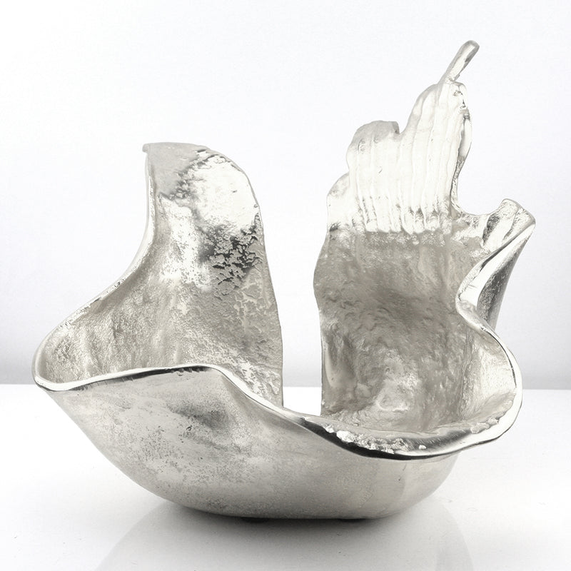 Metal Flame Bowl