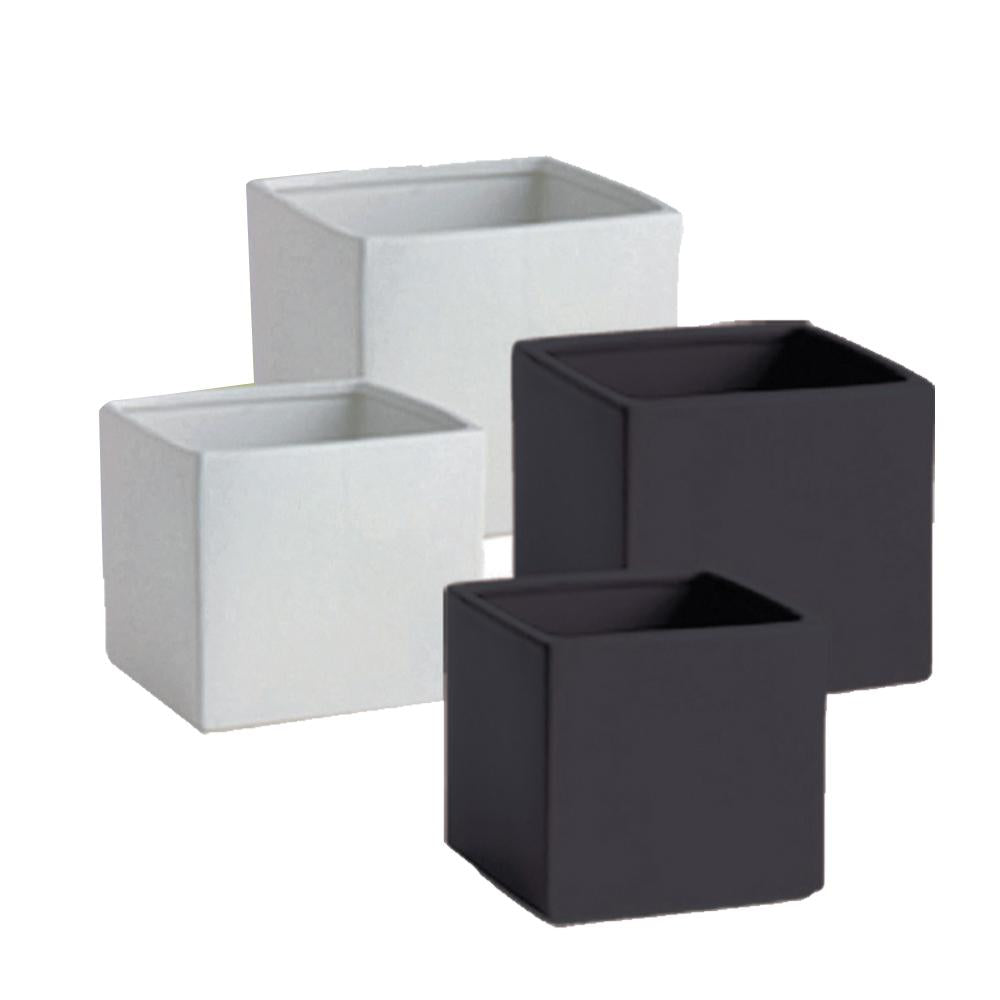 Contemporary Cube Planters