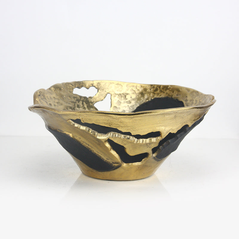 Strata Vase and Supernova Bowls