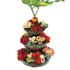 Three Tier Flower Fountain