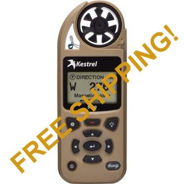 Kestrel 5500 Weather Meter w/  Link + Vane Mount