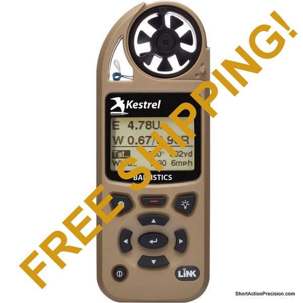 Kestrel 5700 Weather Meter with Ballistics and Bluetooth