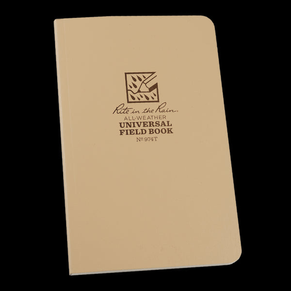 Rite in the Rain Field Flex Notebook Kit - Coyote
