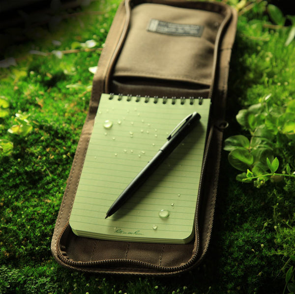 Rite in the Rain 4 x 6 Notebook Kit - Coyote