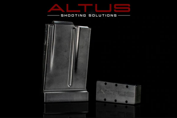 Altus +2 AICS 6 Dasher/BR Magazine Base Pad