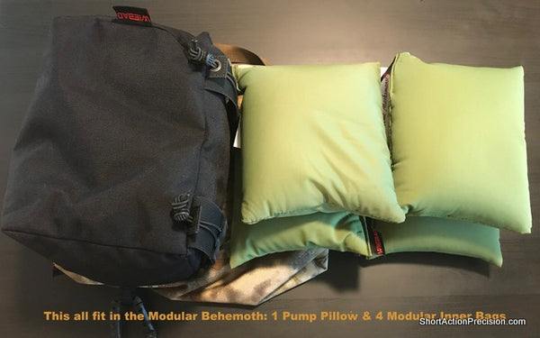 Wiebad Modular Behemoth Pillow