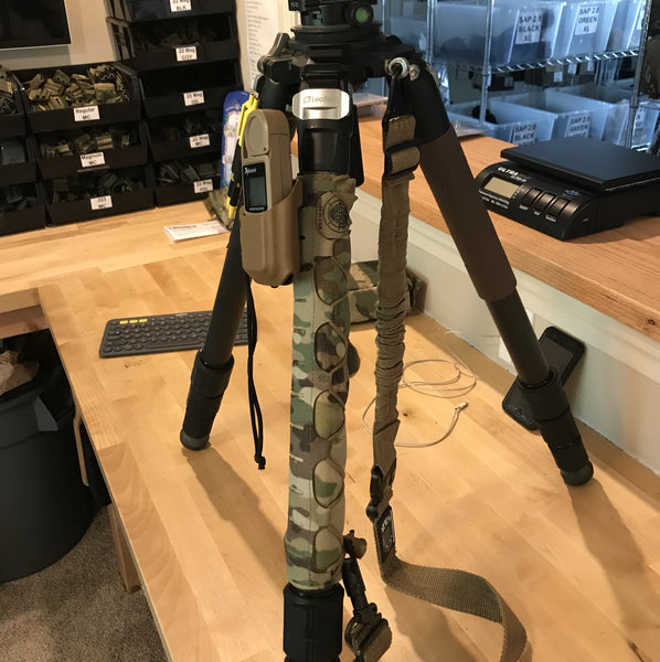 Sunrise Tactical Tripod Leg Wrap