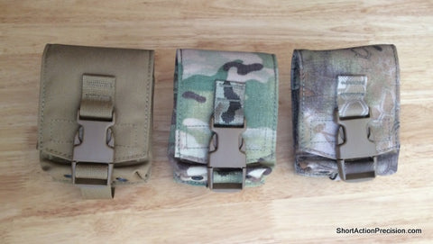 Sunrise Tactical Covered AICS Mag Pouch