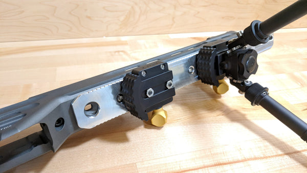 "Area 419 14"" Arcalock Rail for MPA Chassis w/ Weight Kit Option"