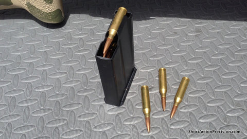 AI AX 10 Round Magazine .308 Single Stack