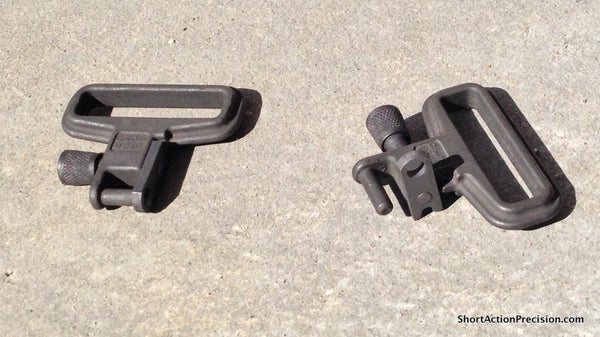 Grovtec Mil Force Sling Swivels