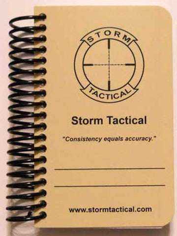 Storm Tactical Mini Data Book