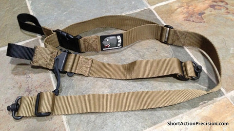SAP Positional Rifle Sling - Coyote