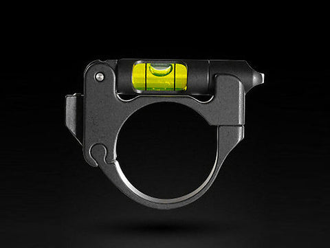 Flatline Ops Covert 34mm Bubble Level