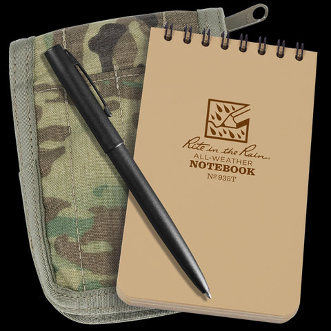 Rite in the Rain 3 x 5 Notebook Kit - Multicam