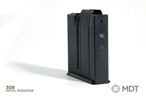 MDT Short Action Magazine - No Binder Plate