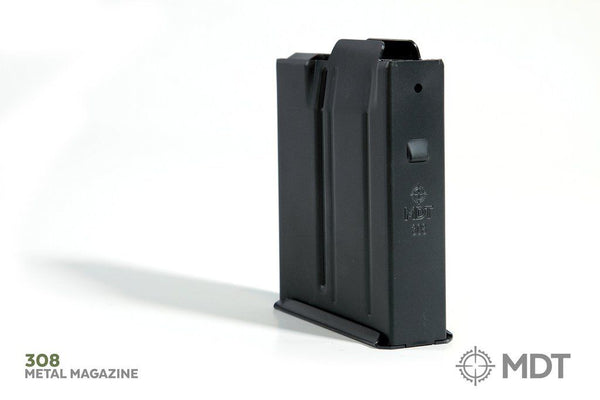 MDT Short Action 6mm Dasher / BR Magazine