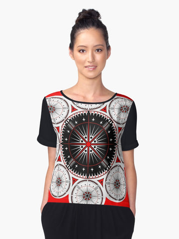 Native American New York Fashion shirts by Melvin War Eagle