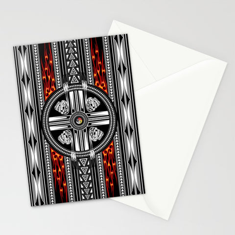 Melvin War Eagle Stationary Greeting Cards