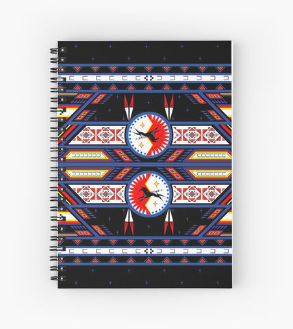 Melvin War Eagle Stationary School Office supplies notebooks