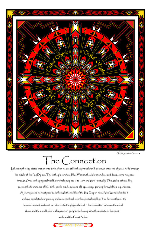 The Connection Home Decor Gallery Prints - Hanblechia Designs