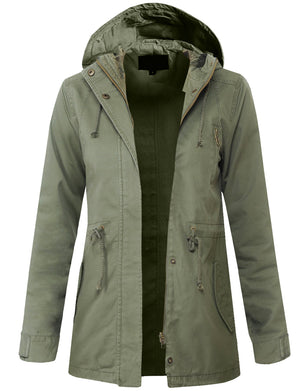 Versatile Military Anorak Jacket