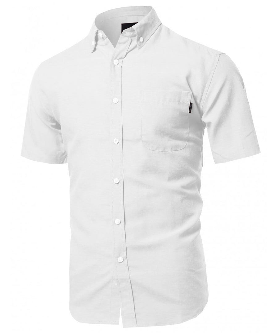 OXFORD SHORT SLEEVE SHIRTS NEMT67