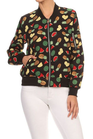 CLASSIC QUILTED STYLES BOMBER JACKET COAT NEWBJ14