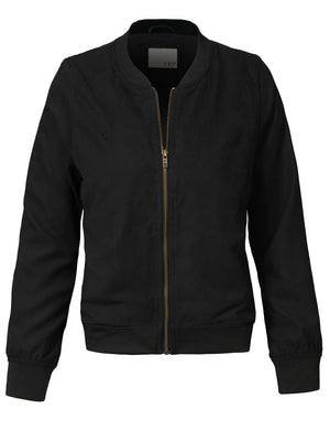CLASSIC QUILTED BOMBER JACKET NEWBJ27