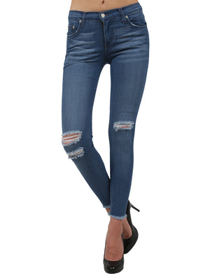 LIGHT WEIGHT STRETCHY SKINNY JEANS KINDS NEWDP19