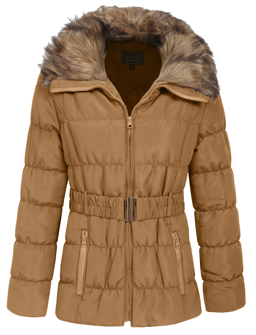 WINTER QUILTED LIGHT WEIGHT JACKET NEWJ1133