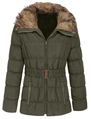 WINTER QUILTED LIGHT WEIGHT JACKET NEWJ1133 PLUS