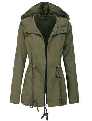 MILITARY ANORAK JACKETS NEWJ2048