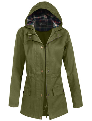 MILITARY ANORAK JACKETS NEWJ2057