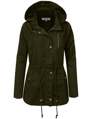 MILITARY ANORAK JACKETS NEWJ218