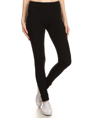 HIGH WAISTED SPORTS/YOGA FITNESS LONG LEGGINGS NEWP38 PLUS