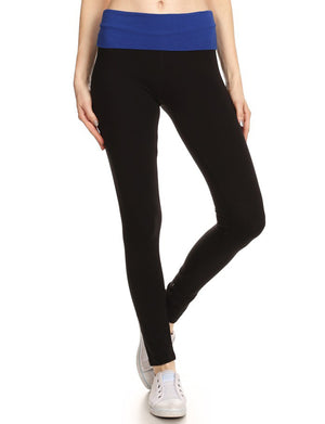 HIGH WAISTED SPORTS/YOGA FITNESS LONG LEGGINGS NEWP38