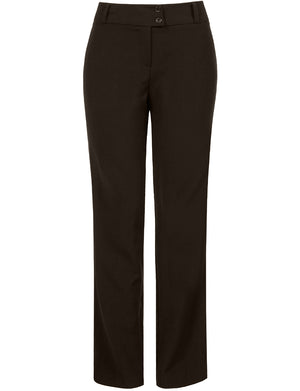 CLASSIC STRETCH STRAIGHT FIT TROUSERS PANTS NEWP87