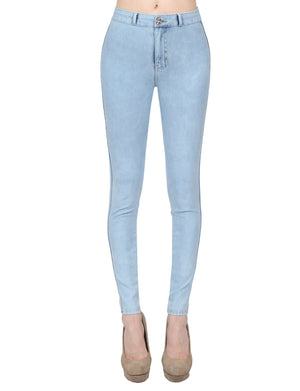 SOLID BASIC JEGGINGS NEWP96