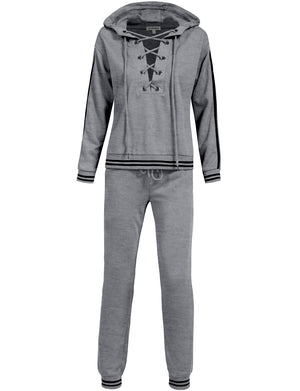 CASUAL BASIC ZIP-UP HOODIE TERRY SWEATSUIT TRACKSUIT SET NEWTS12