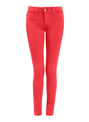 LIGHT WEIGHT SOFT STRETCH BASIC SKINNY JEGGINGS PANTS NNEWP01 PLUS