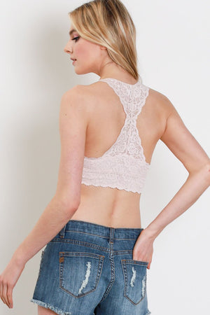 BASIC RACER BACK BRALETTE