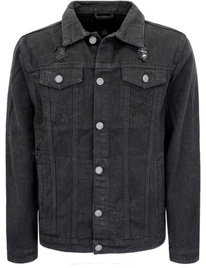 MEN'S PREMIUM COTTON DENIM JACKET
