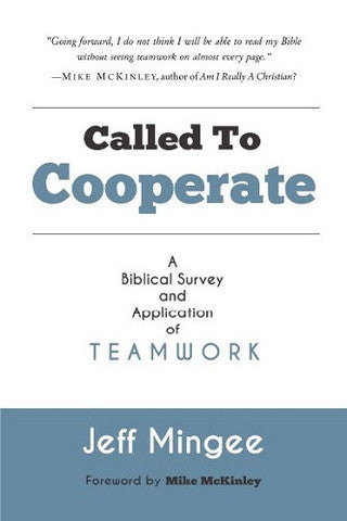 Called To Cooperate: An Interview with Jeff Mingee