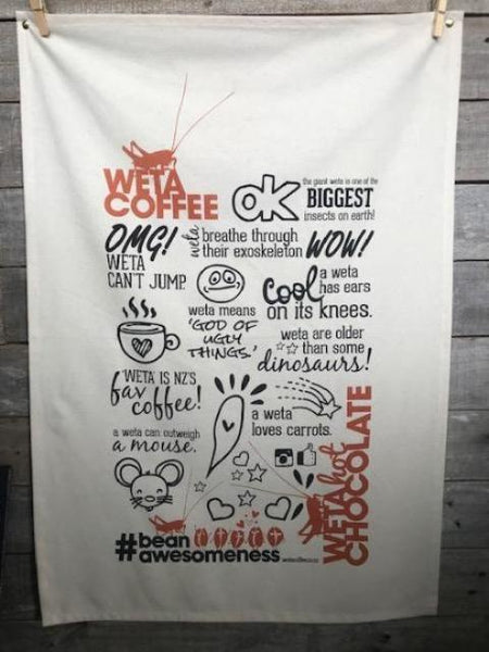 Wētā Tea Towel