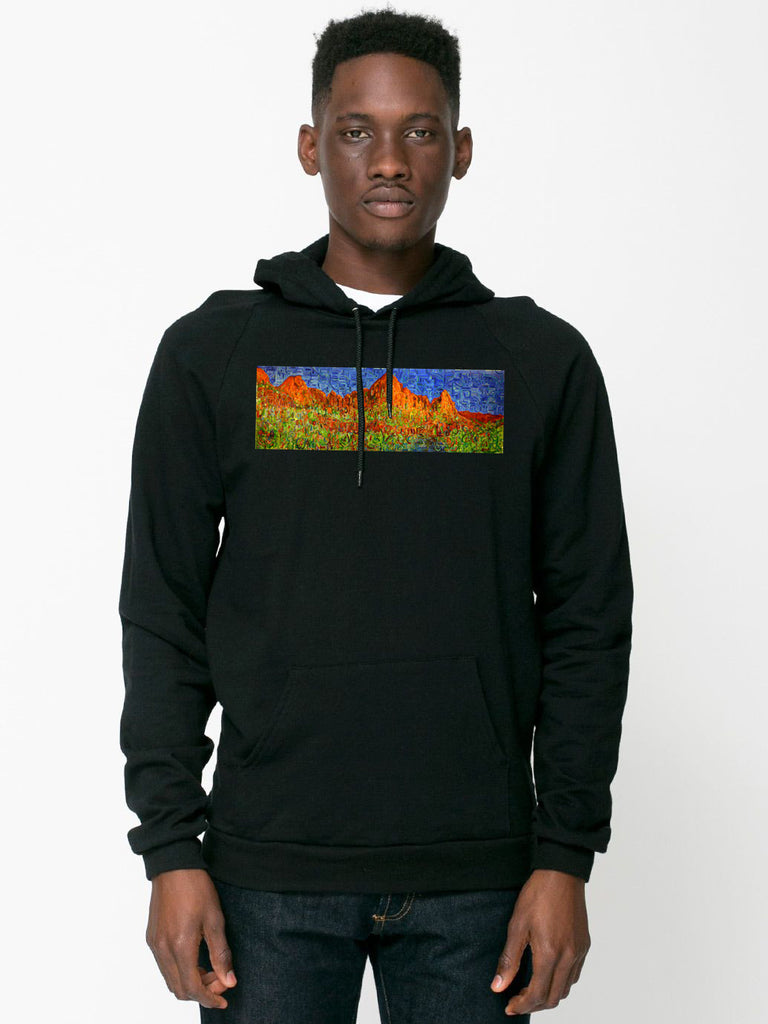ZION Hoodie by Andrei Hedstrom