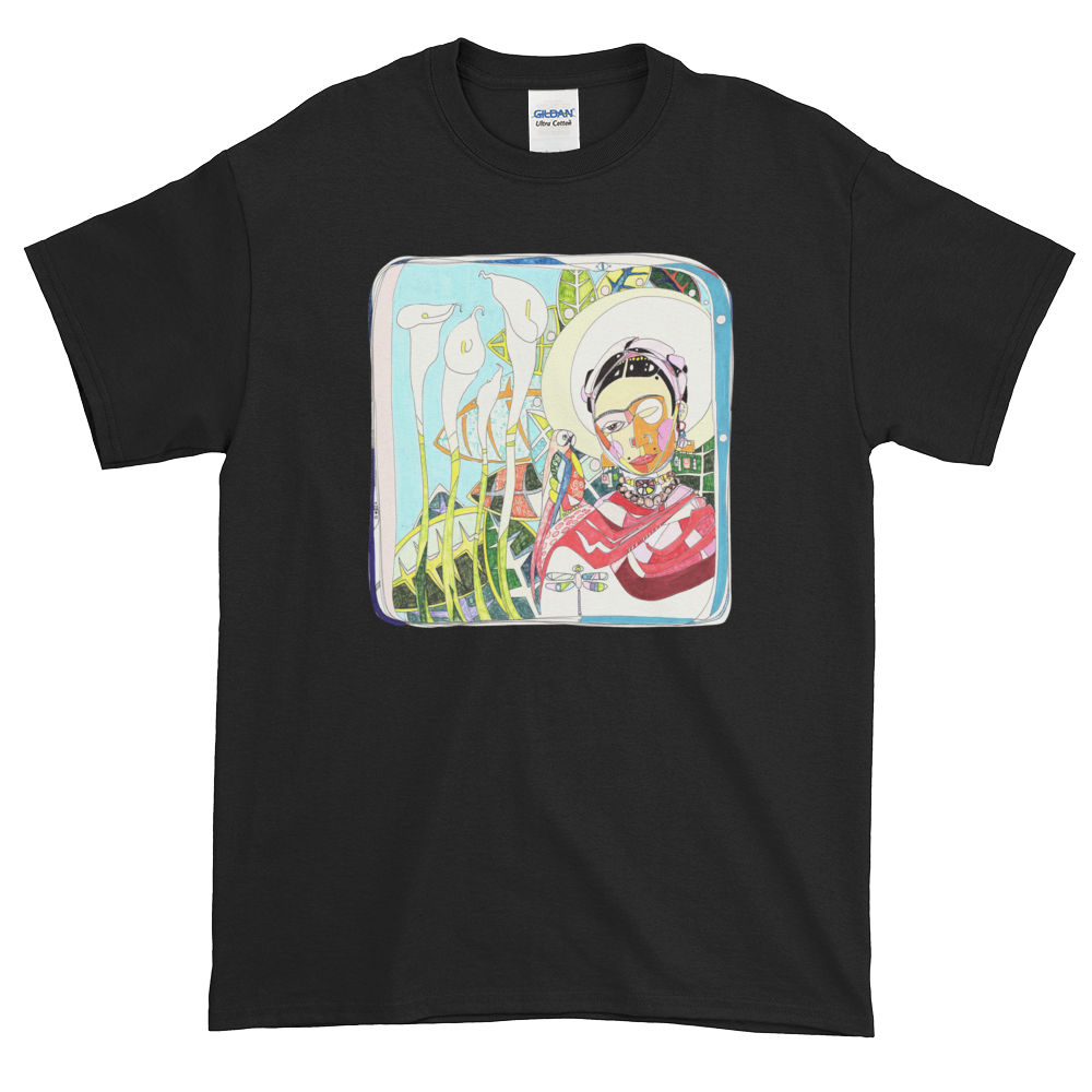 Frida by Andrei Hedstrom Short-Sleeve T-Shirt